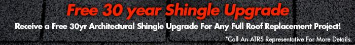 Hail Damage Roof Repair Special Upgrade
